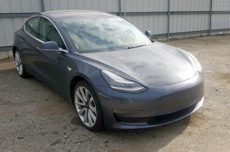 Tesla Model 3 Mid Range