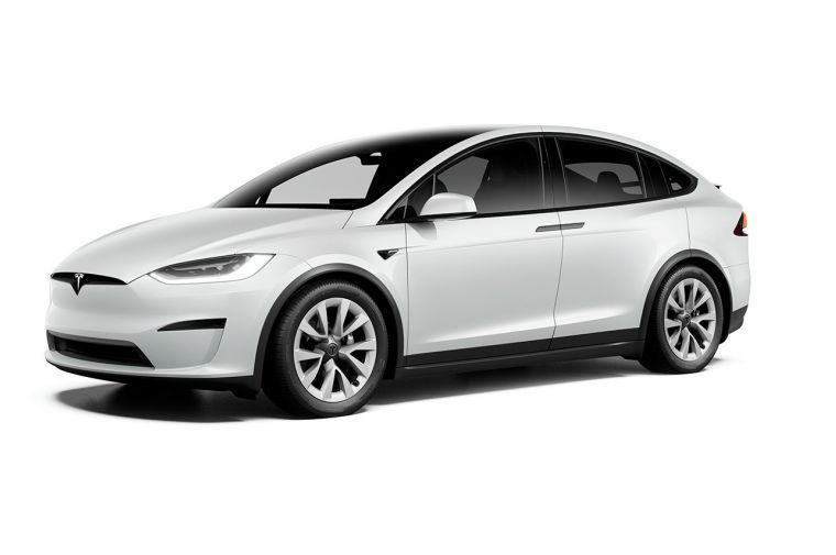 Tesla Model X Long Range (EU)
