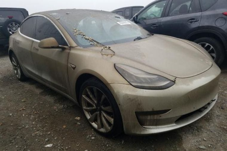 Tesla Model 3 Long Range DM