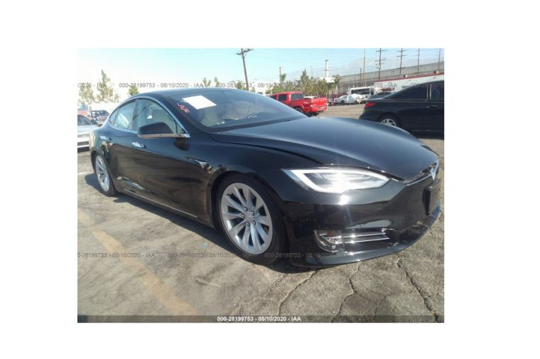 Tesla Model S Long Range Dual Motor